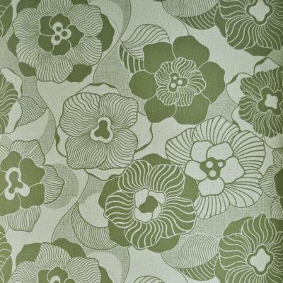 Behang Oud Groen.Vintage Behang Behang Uit Oude Voorraden Geproduceerd In De Jaren
