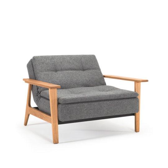 dublexo stoel oak